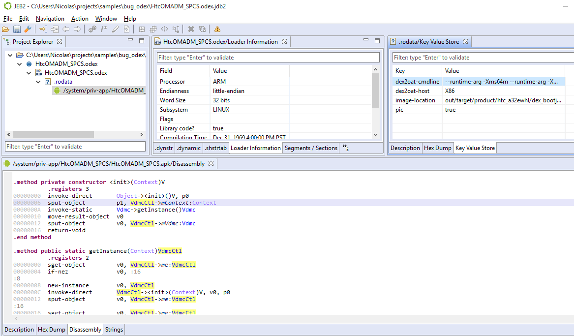 September 2015 – JEB Decompiler in Action