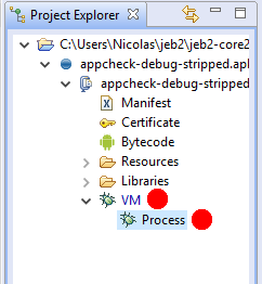 An introduction to JEB Android Debuggers – JEB Decompiler in Action