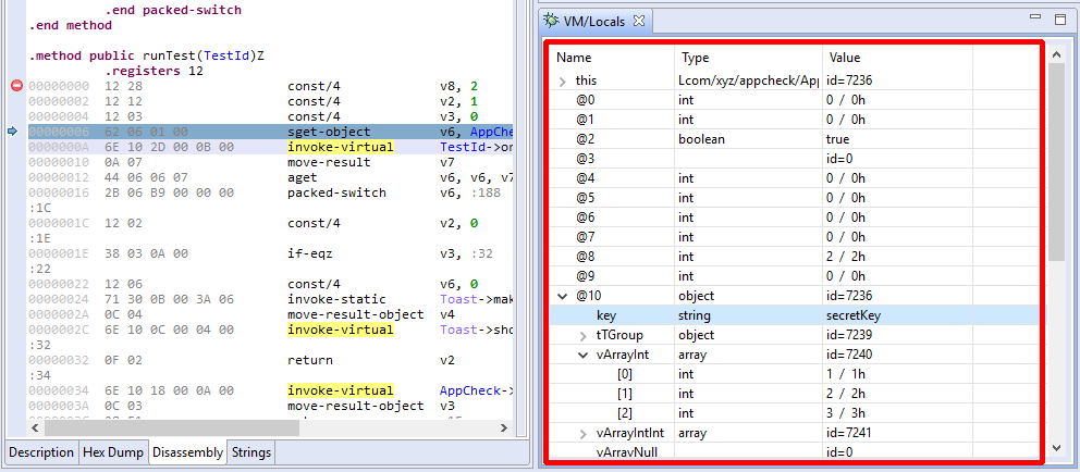 An introduction to JEB Android Debuggers – JEB Decompiler in