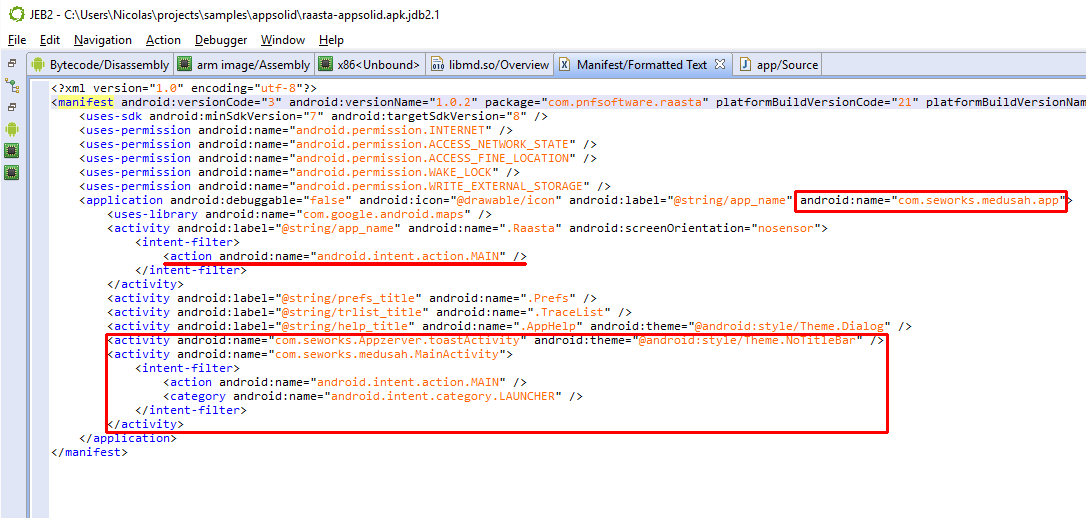Defeating AppSolid Android application protector – JEB