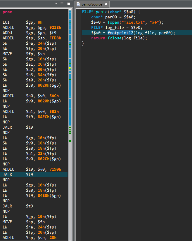 Malware – JEB Decompiler in Action